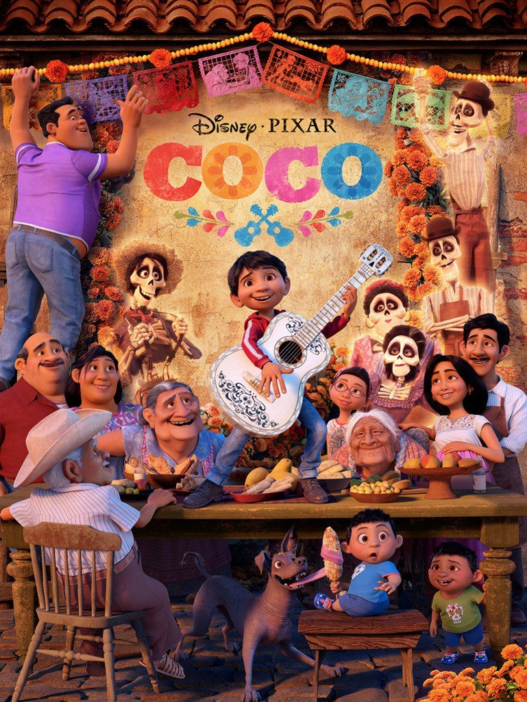 Coco_Spanish_Family_Poster